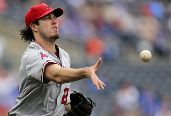 Dan Haren could possibly be a free agent this offseason.