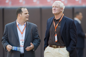 Can Heckert and Haslam turn around the Browns' misfortunes?