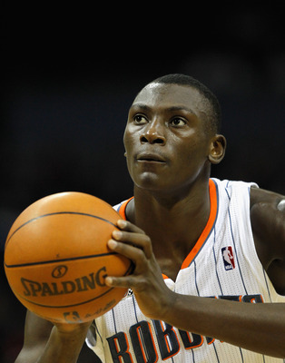 Biyombo will have chances to grow this year