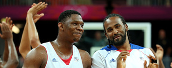 Seraphin and Turiaf played together in London.
