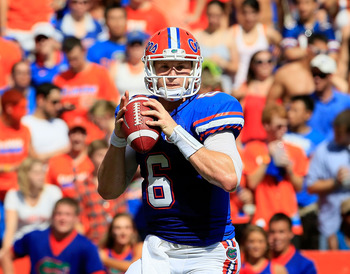 Jeff Driskel is developing into a reliable, if not stellar, quarterback.