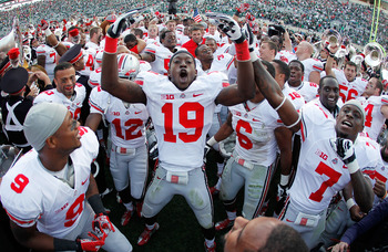 Ohio State hopes to be celebrating after Week 6.