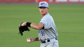 Trayce Thompson, courtesy of milb.com.