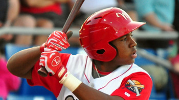 Maikel Franco, courtesy of milb.com.