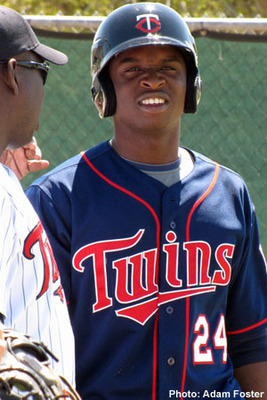 Miguel Sano, courtesy of projectprospect.com.