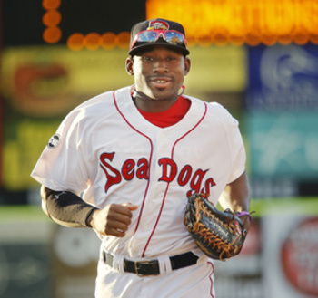 Meet the man who will replace Jacoby Ellsbury in center for the Red Sox, Jackie Bradley Jr. Photo courtesy of pressherald.com.