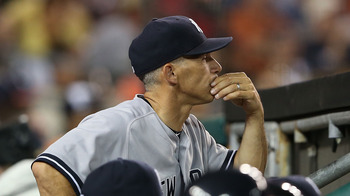 Joe Girardi has been the Yankees' skipper for the last five years, but this could be his last if the Yanks don't shape up.