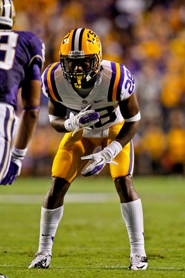Mills has won the cornerback role at LSU