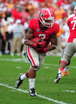 Gurley means business on the field