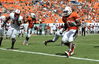 The Hurricanes' offense must be able to capitalize after the defense forces turnovers.