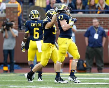 The Michigan defense needs a shot in the arm. Luckily, it hasn't been horrible all the time.