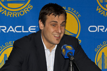 Golden State Warriors Andrew Bogut