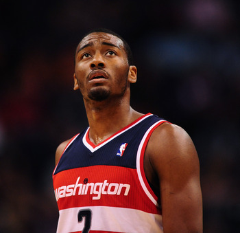 Washington Wizards John Wall