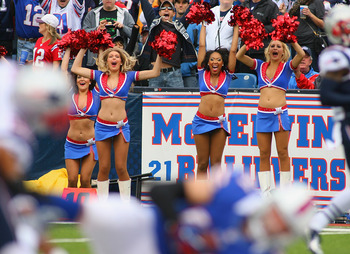 The Jills were excited after Scott Chandler made a great play!