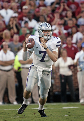 K-State's Collin Klein aims to keep the Wildcats in the Top 10 and atop the Big 12.