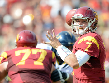 Matt Barkley and the USC Trojans look to prove they are still national title material.