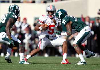 Braxton Miller's breakout campaign for Ohio State and Michigan State's stout defense pose challenges for the Wolverines in the upcoming weeks