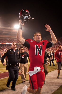 Taylor Martinez has Nebraska Cornhusker fans dreaming about a Big Ten title in 2012.