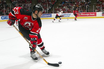 Scott Gomez's career has declined since he left the Devils in 2007.