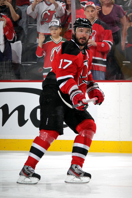 Ilya Kovalchuk is a candidate to become captain of the Devils this upcoming season.