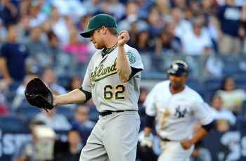 The A's and Yankees could meet in a do-or-die game on Friday.