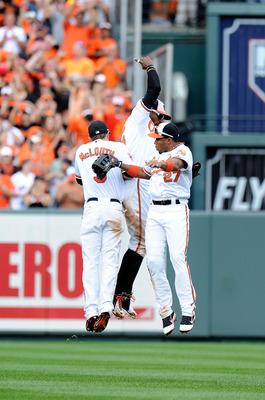 If the Orioles don't win the AL East, their road to the World Series gets a lot tougher.