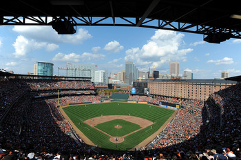 One way or another, Orioles fans shouldn't worry. There will be playoff baseball in Baltimore this year.