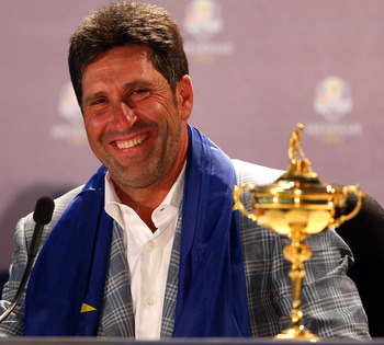 Olazabal's front-loading strategy worked to perfection on Sunday.