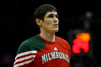 Ersan Ilyasova posted some monster numbers to close last year.