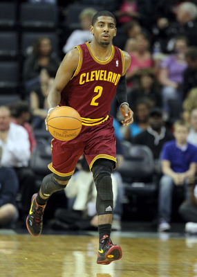 Kyrie Irving kept Cavs fans interested.