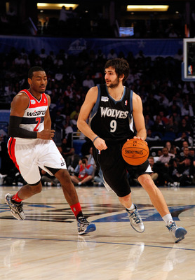 The Timberwolves were a Rubio injury away from the playoffs.