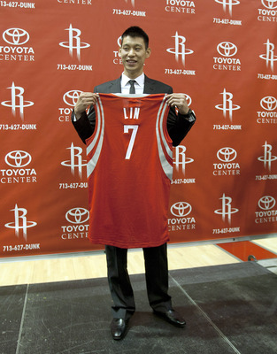 The Rockets are hoping Linsanity takes hold in Houston.