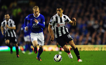 Ben Arfa provides a spark that is vital to the midfield.