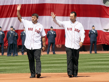 Varitek is loved at home in Boston