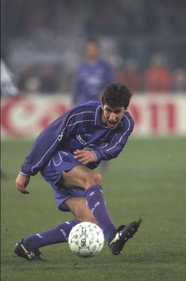 Raul playing in 1996