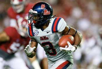 Ole Miss RB Jeff Scott (Getty Images Kevin C Cox)