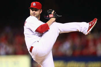 Mark Rzepczynski finds himself a key cog in the Cards playoff bullpen again.