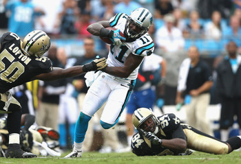Brandon LaFell (11) has been up-and-down through the first four games of the season.