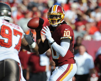 RG3 is still the leading OROY candidate