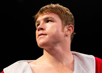 Canelo will be carefully watching the Martirosyan-Lara fight, he's mandated to face the winner.