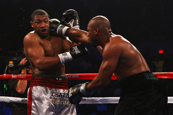 Could Mitchell be the heavyweight American boxing fans have been waiting for?