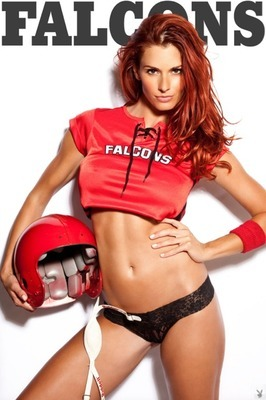 Image courtesy of Playboy via @jaimeedmondson