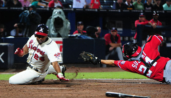 Would a deep playoff run convince Michael Bourn to stay with Atlanta in free agency?