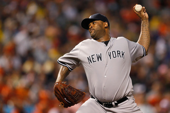 All eyes will be on CC Sabathia as he'll open a game one for the Yankees.
