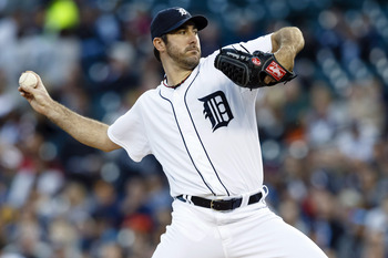 Justin Verlander is 9-2 with a 1.65 ERA at home this season.