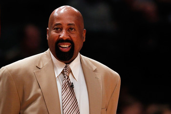 Mike Woodson is the perfect candidate to take the Knicks to the next level—that being more than just one playoff win.