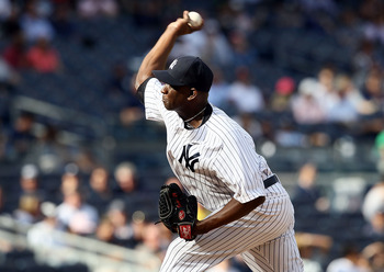 Rafael Soriano has had a great year as the Yankee closer.