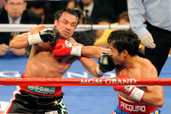 Pacquiao and Marquez will once again dance in the ring this December.