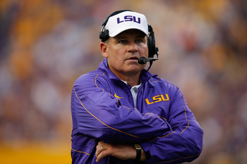Les Miles finds a way to get the job done