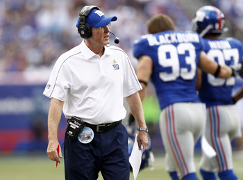 Coughlin has been an important mainstay in the Giants' locker room over the past five years.